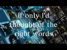 ▶ The Cure - Pictures of you (With Lyrics) HQ - YouTube