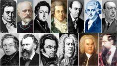 La historia nos ha brindado tal cantidad de grandes compositores de música clásica que resulta casi imposible para un aficionado estudiarlos a todos, y muchísimo menos evaluarlos y compararlos con sus semejantes #lamusa #instrumentos
