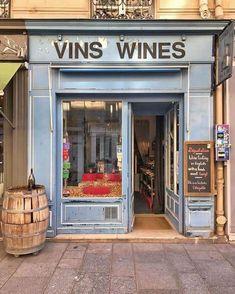 Tienda Natural, Small Coffee Shop, Paris Store, Seaside Village, Cafe Shop, Shop Fronts, Antique Shops, Store Design, Facade