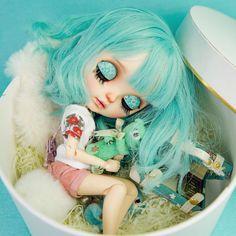 Cutie Blythe Doll