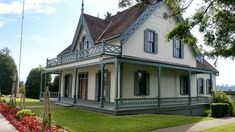 Irving House Museum in New Westminster Westminster, Vancouver, Things To Do, Museum, Mansions, House Styles, Pictures, Home Decor, Things To Make