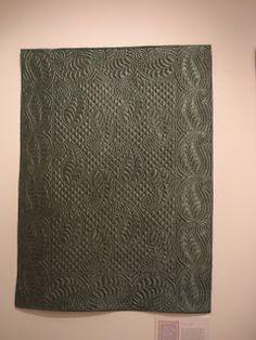 Welsh Quilts: Sandy Lush - Welsh Cot Quilts