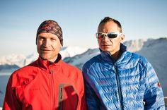 Alpinisme - Le ski extrême de montagne : sept sommets de quatre mille mètres en moins de 24 heures
