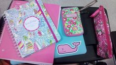 mine laptop school whale obsessed lilly vineyard vines lilly pulitzer agenda