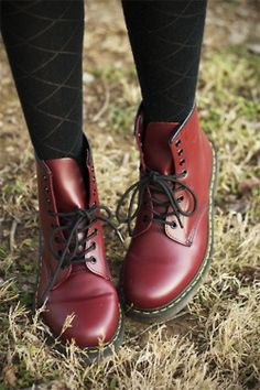 Doc Martins...I need these in my life