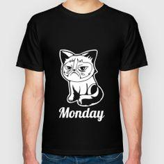 Футболка Угрюмый кот Тард - Grumpy Cat - купить в интернет-магазине Printdirect.ru