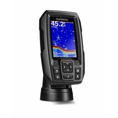 GARMIN Striker™ 4 / 3.5-inch CHIRP Fishfinder with GPS & Dual-Beam Transducer