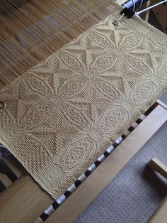 http://www.dorothystewart.co.uk gold silk special occasion shawl.