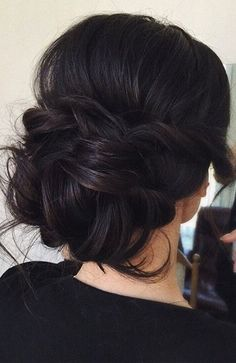 This article contains updo ideas for medium length hair. These hairstyles can be carried for day and night events. These hairstyles are easy to style and carry #Hairstyles For Women www.allhairstylesforwomen.com Tag a friend who Love this!