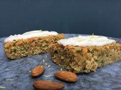 Sukkerfri squashkage med koldskål-inspireret flødeostcreme   Marialottes - En personlig livstils- og madblog