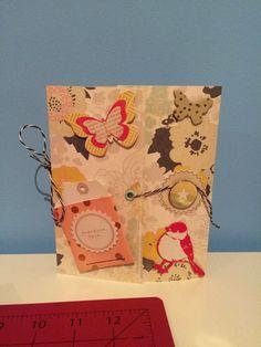 Shannia's Scrap World: Mini álbum Butterflies!! - En el taller mágico de ...