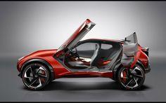 Nissan Gripz Concept  #nissan #cars #wallpapers #concept