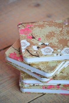 Mini Notebook by IdaHart on Etsy, $5.00