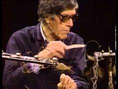 "John Cage performing ""Water Walk"" in January, 1960 on the popular TV show I've Got A Secret. via WFMU: http://blog.wfmu.org/freeform/2007/04/john_cage_on_a_...."