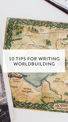 10 tips for integrating worldbuilding into your writing to immerse the reader in the story and your imagined world. Indepth post for fantasy writers. Book Writing Tips, Writer Tips, Writing Process, Writing Quotes, Writing Resources, Writing Help, Writing Inspiration Tips, Novel Tips, Editing Writing