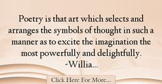 William C. Bryant Quotes About Poetry - 54483