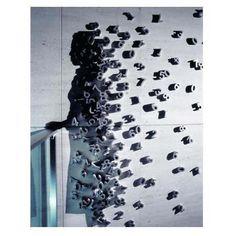 Amazing shadow art by Kumi Yamashita - check her out, her work is amazing