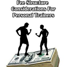 Here are 7 things to consider when pricing your personal training services.    Your personal training fees are ultimately your business decisions. Consider your education, expertise, and unique offerings in efforts to establish a competitive and fair price. Remember to value your craft and keep in mind the indispensable role you play on the health of many!