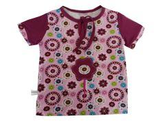 T-Shirt Gr.86  Jersey Blümchen von Me Kinderkleidung auf DaWanda.com