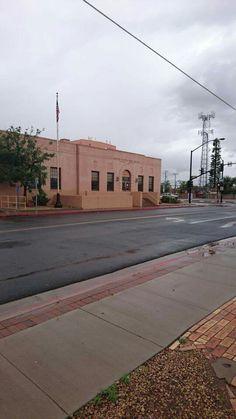 Holbrook Arizona, Sidewalk, Side Walkway, Walkway, Walkways, Pavement