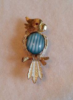 Jelly belly pin by Jonette Jewelry - 3xLuckyVintage