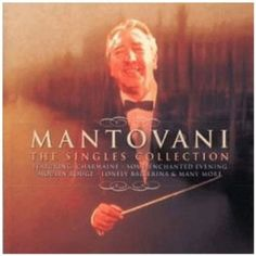 Mantovani-The Singles Collection CD #EasyListening
