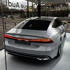 Vorsprung Durch Technik 😍😍😍 that ass! Audi A7 Tdi, Audi Quattro, Bugatti Cars, Bugatti Veyron, Porsche 911 Targa, Lux Cars, Top Luxury Cars, Audi Sport, Modified Cars