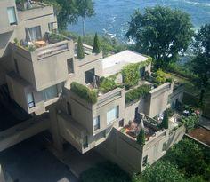 Habitat '67 Montreal, Canada