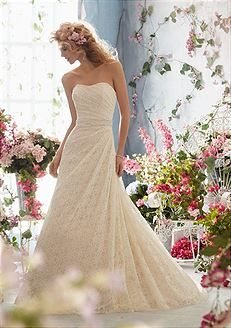Bridal Gowns Voyage by Mori Lee 6763 Bridal Gown Image 1