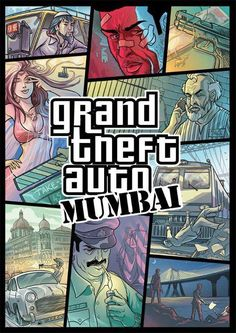 Grand Theft Auto MUMBAI