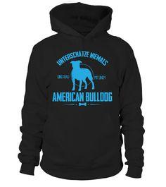 Limitierte Edition  American Bulldog  #tshirts #fashion