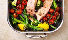Bikini Fast Diet: O'Kelly fish