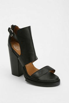 4c45bcaf99f8 Urban Outfitters Black Jeffrey Campbell X Uo Syrus Platform Heel Urban  Outfitters Women
