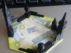 City/Village customization for Memoir 44 by ebsee - Thingiverse