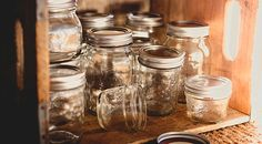 How to use mason jars in the kitchen!