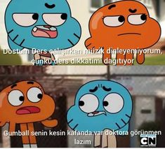 Comedy Pictures, Im Depressed, World Of Gumball, Cute Stories, Crazy Girls, Bts Fans, Just Smile, My Mood, Darwin