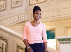 Meet Amara Enyia Amara is a 31 year old community activist, organizer, lawyer, PhD, Iron Man enthusiast, and polyglot with a passion for pub...