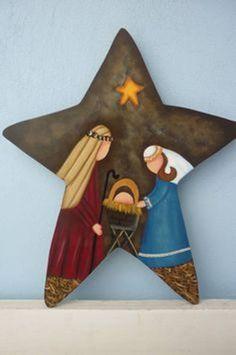 nacimiento en estrella
