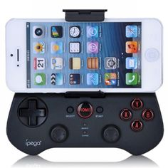 Brand iPega PG-9017S Wireless Bluetooth Game Controller Joystick For iPhone iPad Android Mobiles Phones Tablet PC