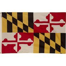 Valley Forge Maryland Flag 3x5 Foot Spectramax Nylon