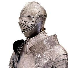 (Silvered and engraved field armour of Henry VIII, about 1515)