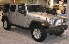 Jeep Wrangler Unlimited Rubicon #2