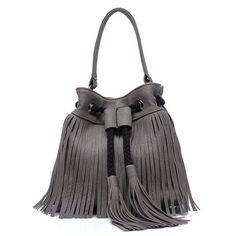 Women s Fashion Tassels Handbags  ee33984661baf