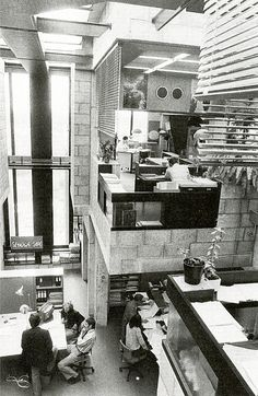 Herman Hertzberger. Centraal Beheer, Apeldoorn, 1969-72