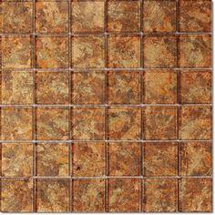 Dell'Arte - mozaiki dekoracyjne Brillant Mango 48 (plaster 30x30)