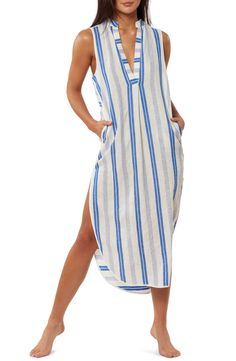 Shop a great selection of Red Carter Avi Maxi Cover-Up Dress. Find new offer and Similar products for Red Carter Avi Maxi Cover-Up Dress. Women's Fashion Dresses, Boho Fashion, Womens Fashion, Luxury Fashion, Linen Dresses, Nordstrom Dresses, Dress Patterns, Dresses Online, Ideias Fashion
