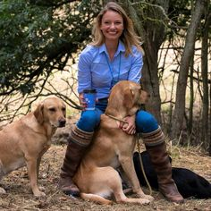 Where will you take the dogs on your stylish walk? Introducing Kim Muskat. #LiveLoveDubarry