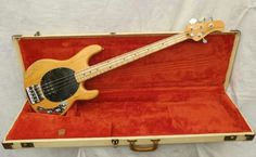 '77 Musicman Stingray
