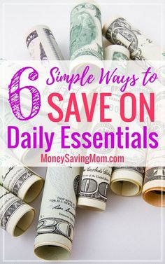 Business and management infographic & data visualisation Save on the daily essentials with these 6 simple tips — no coupons required!… Infographic Description Save on the daily essentials with these 6 simple tips — no coupons required! Living On A Budget, Frugal Living Tips, Frugal Tips, Save Money On Groceries, Ways To Save Money, Money Tips, Money Saving Mom, Make Money Blogging, Budgeting Money