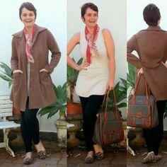 blog v@ LOOKS | por leila diniz: ♥ SLIPPER novo ultra confortável no look do dia ♥ ...